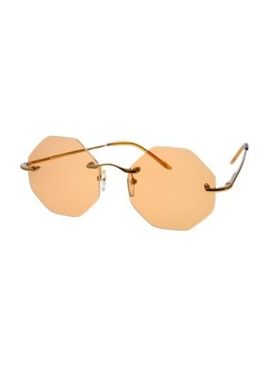 Elia Sunglasses Güneş Gözlüğü Oranj